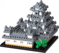 Микроконструктор Kawada Nanoblock Замок Белой Цапли (NBH 018) -