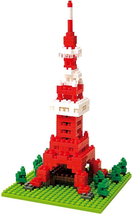 Nanoblock Телебашня Tokyo Tower 21vek.by 259000.000