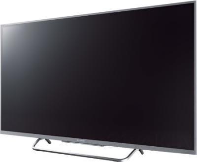 Телевизор Sony KDL-50W817B - полубоком