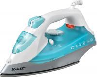 Утюг Scarlett SC-SI30K02 (бело-синий) -