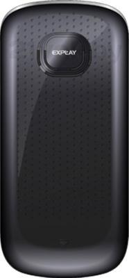 Мобильный телефон Explay BM50 (Black) - задняя панель