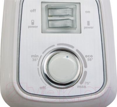 Накопительный водонагреватель Electrolux EWH 80 Royal Silver - панель управления