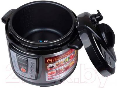 Мультиварка-скороварка Redmond RMC-PM180 (черный)