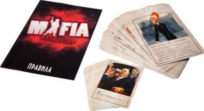 Настольная игра Мир Хобби МАФИЯ. Вся семья в сборе 1048 (2-е русское издание) - карты