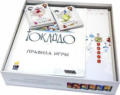 Настольная игра Мир Хобби Токайдо - в коробке