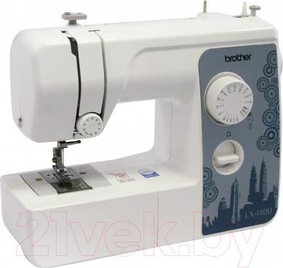Швейная машина Brother LX-1400 - общий вид
