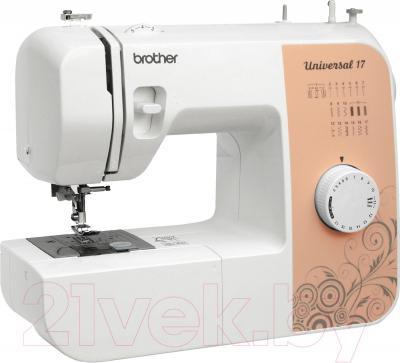 Швейная машина Brother Universal 17 - общий вид
