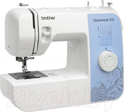 Швейная машина Brother Universal 27S - общий вид