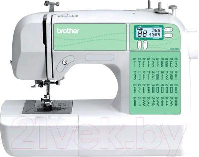 Швейная машина Brother SM-340E - фронтальный вид