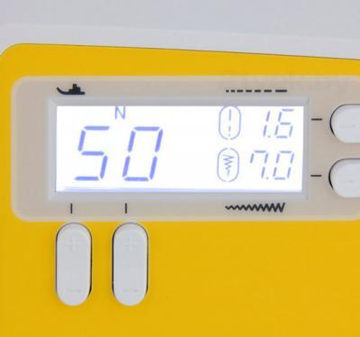 Швейная машина Brother MS60E - дисплей
