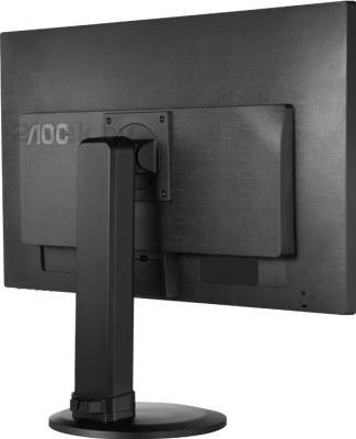 Монитор AOC Q2770PQU - вид сзади