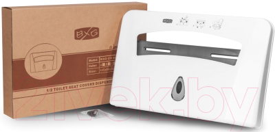 Диспенсер для накладок на унитаз BXG CD-8009