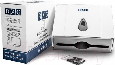 Диспенсер для бумажных полотенец BXG PD-8025