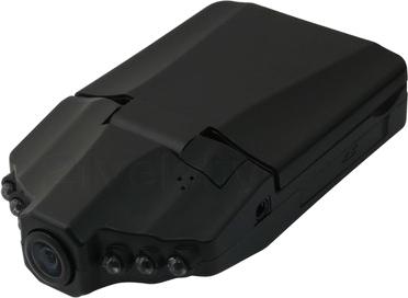 Автомобильный видеорегистратор Explay DVR-002 - в сложенном виде