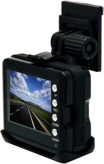 Автомобильный видеорегистратор Explay DVR-008 - с креплением