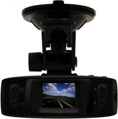 Автомобильный видеорегистратор Explay DVR-012 - дисплей