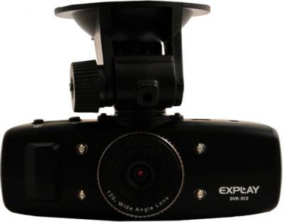 Автомобильный видеорегистратор Explay DVR-012 - общий вид