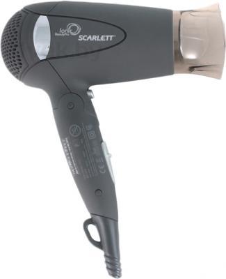 Компактный фен Scarlett SC-074 (Gray) - общий вид