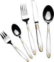 Набор столовых приборов BergHOFF Straight Gold 1230313 -