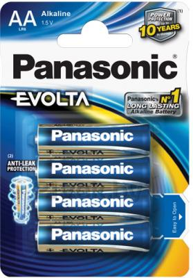 Батарейки АА Panasonic 6EGE/4BP - общий вид