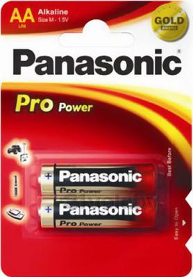 Батарейки АА Panasonic LR6XEG/2BP - общий вид