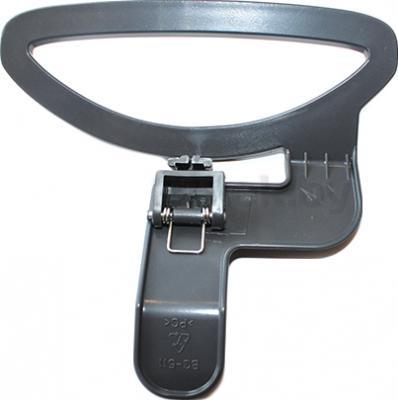 Отпариватель Mie Deluxe (белый) - зажим для стрелок