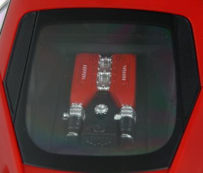 Радиоуправляемая игрушка MJX Ferrari 458 Italia - игрушечный двигатель