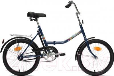 Велосипед Aist 173-334 (синий)
