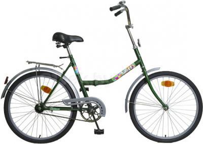 Велосипед Aist 173-344 (Green) - общий вид