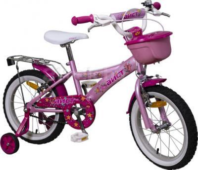Детский велосипед Aist KB12-26 (розовый) - общий вид