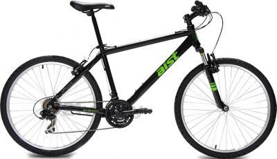 Велосипед Aist 26-680 Quest (S, черный) - общий вид