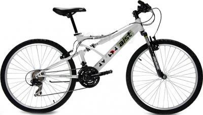 Велосипед Aist 26-670 Decent Fly (M, белый) - общий вид