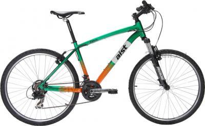 Велосипед Aist 26-660 Zёbra (S, зеленый) - общий вид