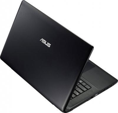 Ноутбук Asus X75A-TY138D - вид сзади
