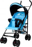 Детская прогулочная коляска 4Baby Rio (синий) -