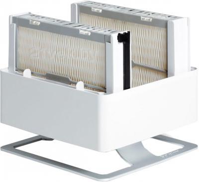 Традиционный увлажнитель воздуха Stadler Form O-020 Oskar (+ обогреватель Anna small A-030E) - без верхней крышки