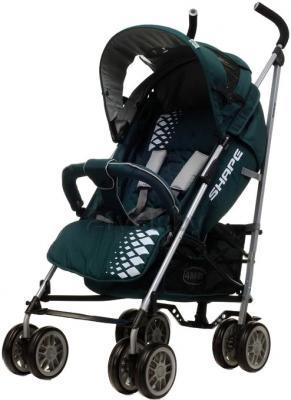 Детская прогулочная коляска 4Baby Shape (темно-зеленый) - общий вид