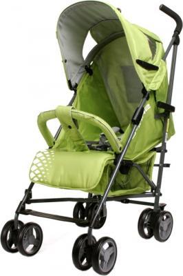 Детская прогулочная коляска 4Baby Shape (зеленый) - общий вид