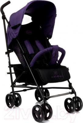 Детская прогулочная коляска 4Baby Shape (фиолетовый) - общий вид