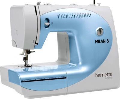 Швейная машина Bernina Bernette Milan 3 - общий вид