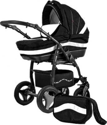 Детская универсальная коляска Adbor Marsel Crystal 04 - общий вид