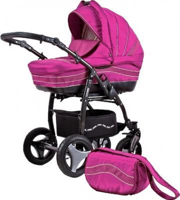 Детская универсальная коляска Adbor Marsel Crystal 09 - общий вид