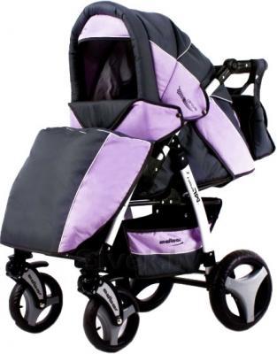 Детская прогулочная коляска Adbor ML Sport 52 - общий вид