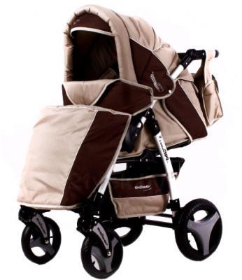 Детская прогулочная коляска Adbor ML Sport 26 - общий вид