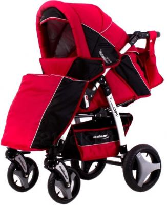 Детская прогулочная коляска Adbor ML Sport 28 - общий вид