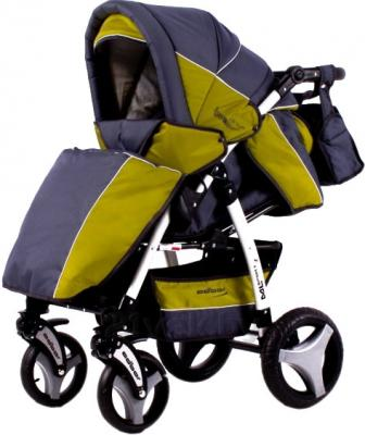 Детская прогулочная коляска Adbor ML Sport 55 - общий вид
