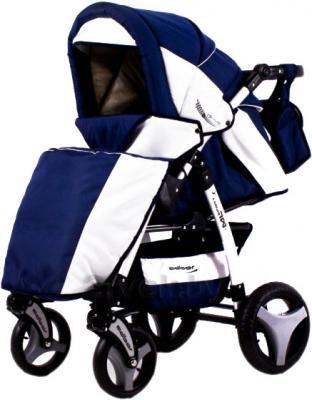 Детская прогулочная коляска Adbor ML Sport 97 - общий вид