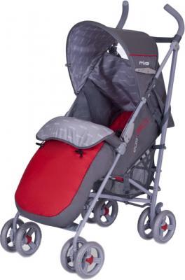 Детская прогулочная коляска EasyGo Milo (Sport Red) - общий вид