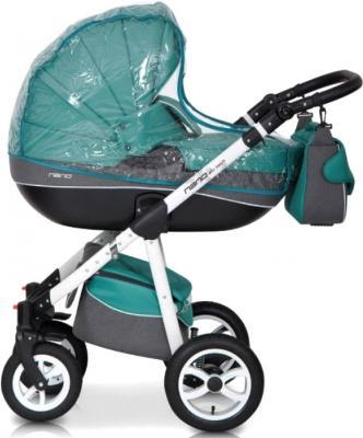Детская универсальная коляска Riko Nano 2 в 1 (02) - дождевик (цвет 03)
