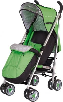 Детская прогулочная коляска EasyGo Senso (Lime) - общий вид